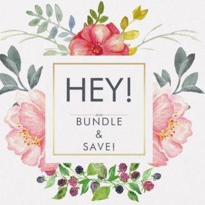 Bundle & Receive a Private Discount!